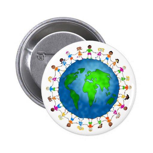 Enfants globaux badges