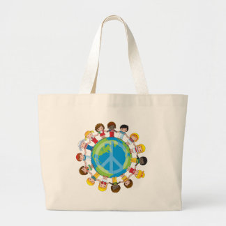 Enfants globaux grand sac