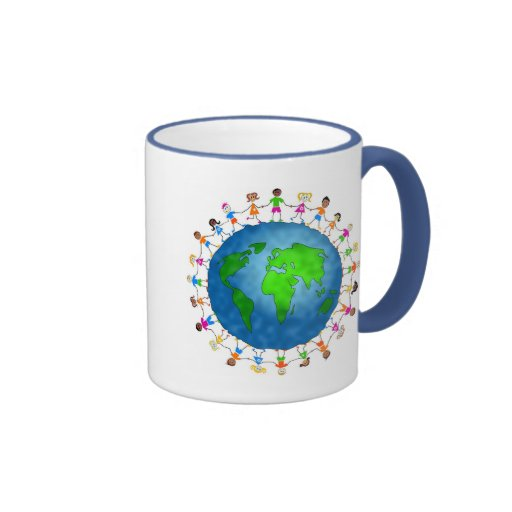 Enfants globaux mug