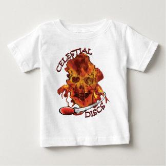 Enfer de fonte t-shirt pour bébé
