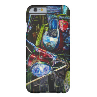 Enfer d'Outta de batte Coque Barely There iPhone 6