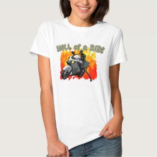 Enfer d'un tour t-shirts