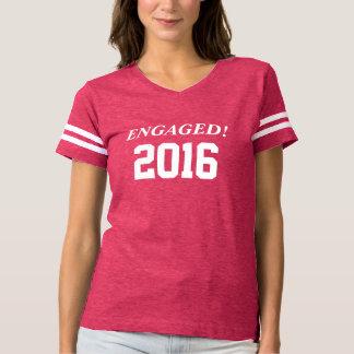 Engagé 2016 - T-shirt du Jersey