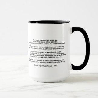 Engagement de Florence Nightingale Mug
