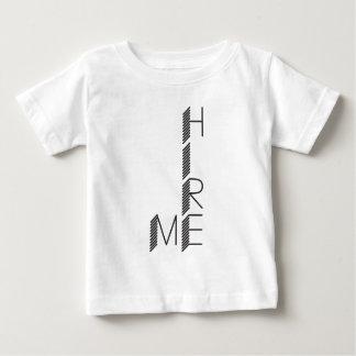engagez-moi t-shirt pour bébé