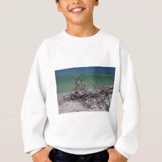 Engouement entrelacé sweatshirt