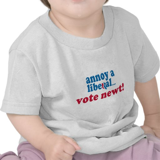 Ennuyez un libéral t-shirt