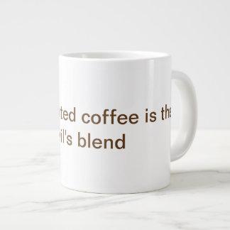 Énonciations de café pour des tasses de café