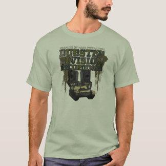 "Enregistrements ""armes de Division de Dubstep de T-shirt"