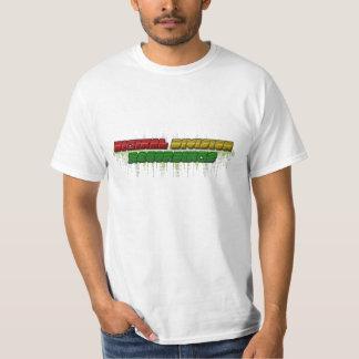 Enregistrements de Division de Digikal T-shirt