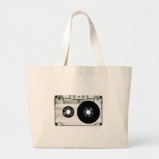 Enregistreur à cassettes grand sac