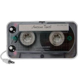 Enregistreur à cassettes mignon de Kawaii Système De Haut-parleurs