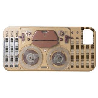 Enregistreur vintage coque Case-Mate iPhone 5