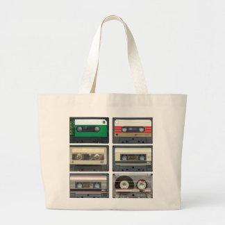 Enregistreurs à cassettes grand sac