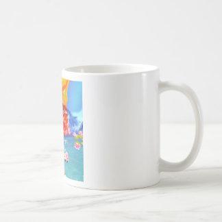 Enrichs de déplacement notre vie mug