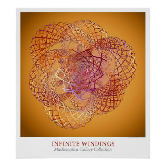 Enroulements infinis posters