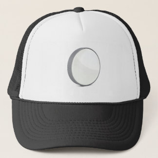 Enseigne ronde casquette