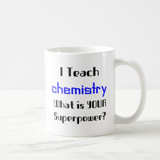Enseignez la chimie mug
