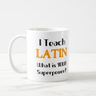 Enseignez le latin mug