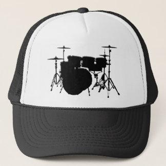 Ensemble customisé de tambour casquette