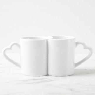 Ensemble de la tasse des amants