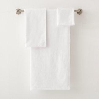 Ensemble de serviette