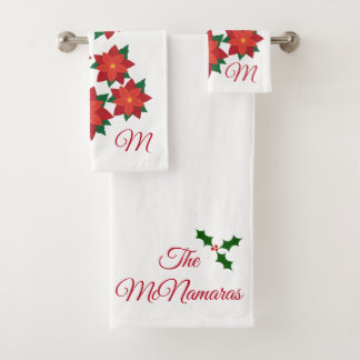 Ensemble de serviette de salle de bains de