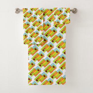 Ensemble de serviette de salle de bains d'Eastface
