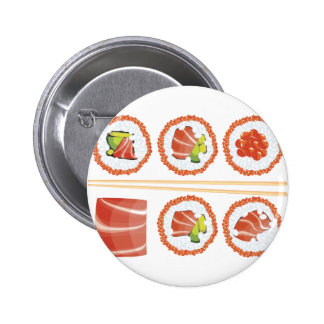 Ensemble de sushi pin's