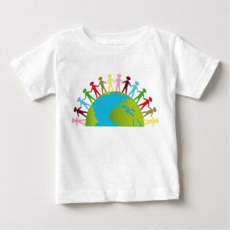 Ensemble nous pouvons changer le T-shirt du monde
