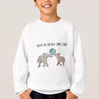 Ensemble nous pouvons résoudre le changement sweatshirt