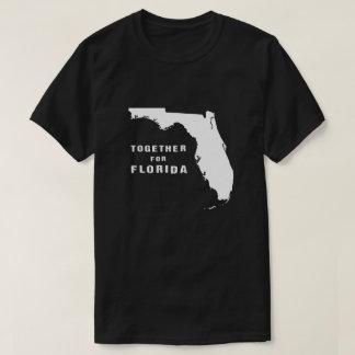 Ensemble pour la Floride après rose d'Irma T-shirt