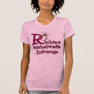 Entourage #1 de Bachelorette de Richie T-shirt