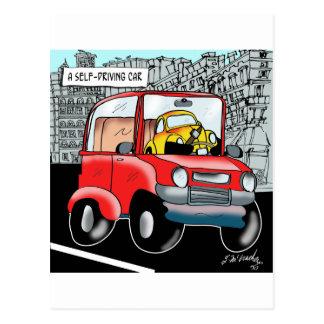 Entraînement de la bande dessinée 9308 cartes postales