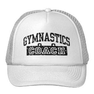 Entraîneur de gymnastique casquettes