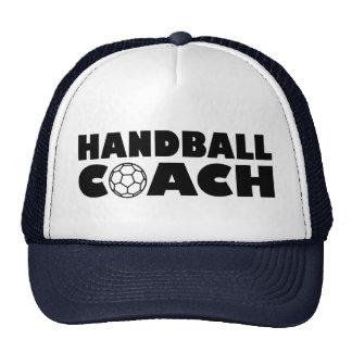 Entraîneur de handball casquette de camionneur