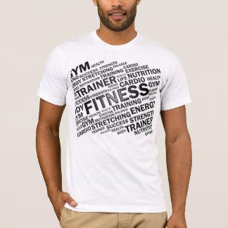 Entraîneur ou T-shirt personnel de centre de