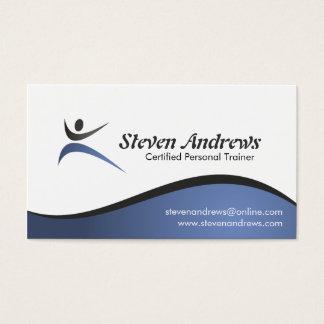 Entraîneur personnel - cartes de visite