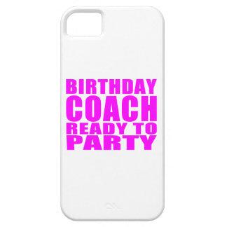 Entraîneurs Entraîneur d anniversaire prêt à Coque Case-Mate iPhone 5