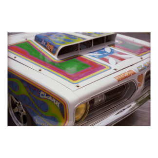 Entrave vintage - Hemi Cuda Posters