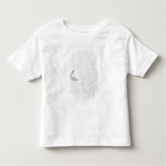 Entrée de journal intime pour le 9 janvier 1902 t-shirt pour les tous petits