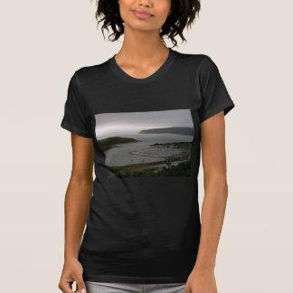 Entrée de port de Porirua Nouvelle Zélande T-shirt