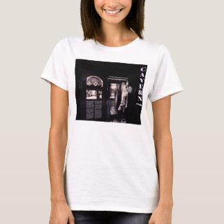 Entrée originale de club de caverne, Liverpool R-U T-shirt