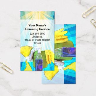 Entreprise de services faite sur commande de cartes de visite