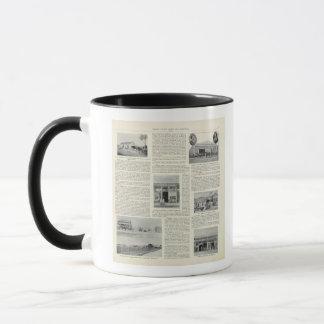 Entreprises de Petaluma, la Californie Mug