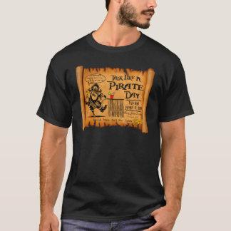 Entretien comme un T-shirt d'événement de partie