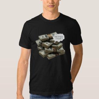 Entretien d'argent t-shirt