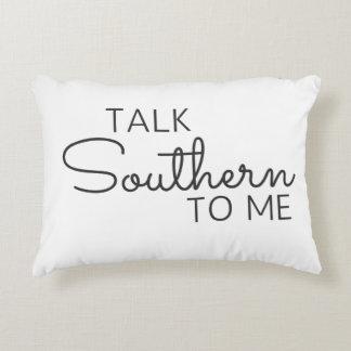 Entretien du sud à moi coussin