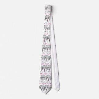 Entretien ringard à moi cravate