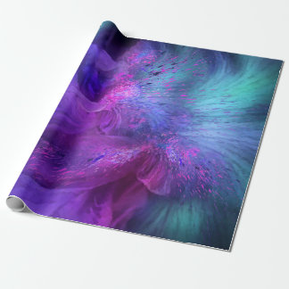 Enveloppe de cadeau d'art des modes 3 d'orchidée papiers cadeaux
